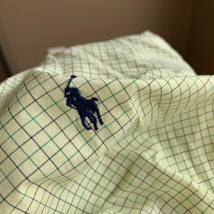 Ralph Lauren POLO Blake check button down shirt